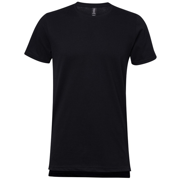 8ffadb932263 Anvil Fashion Basic Long and Lean Tee – Wearizon Apparel