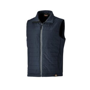 Dickies Men's Loudon Gilet Jackets WD066 - Navy, S